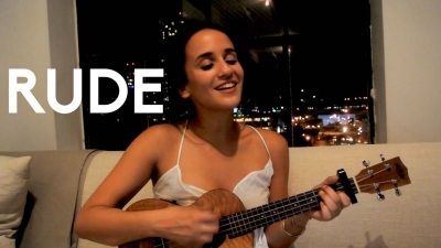 """""""Rude"""" YouTube Cover"""