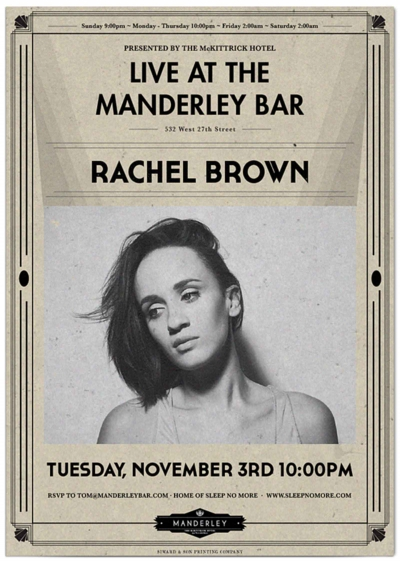 Manderely Bar