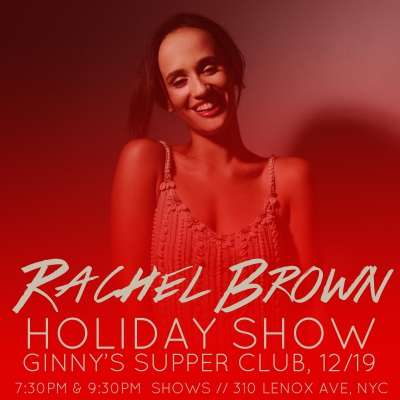 Holiday Show at Ginny's Supper Club