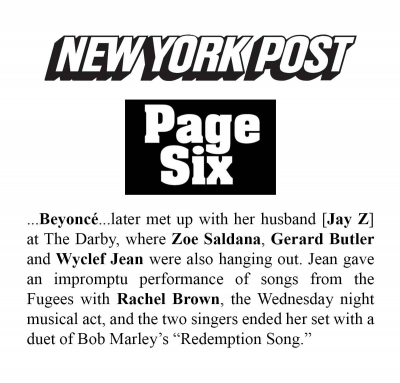 New York Page - Page Six