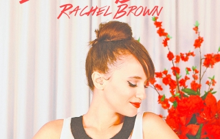 Santa Baby - Rachel Brown (Cover Art)