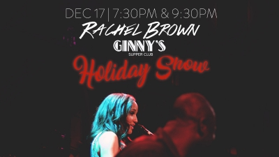 Holiday Show at Ginny's Supper Club!