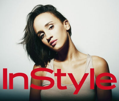 InStyle Magazine - Rachel Brown