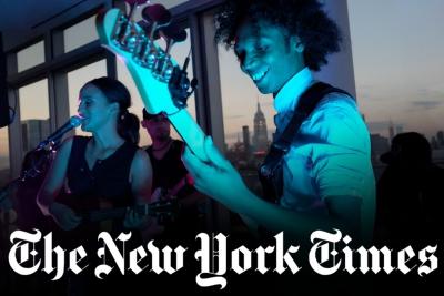 New York Times - Rachel Brown